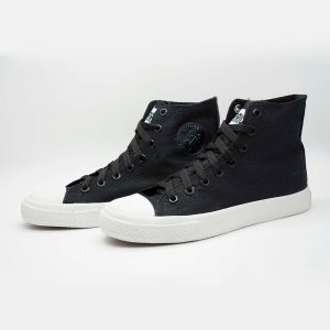 Sepatu-Warrior-Sparta-High Hc-black-bbw-white