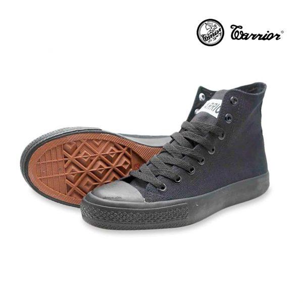 Sepatu-Warrior-Sparta-hc-All-Black-ykraya.com-1-2