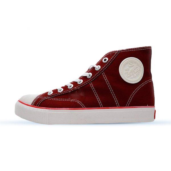 sepatu-warrior-classic-high-maroon-merah-hc
