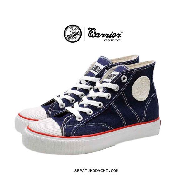 sepatu-warrior-classic-navy-