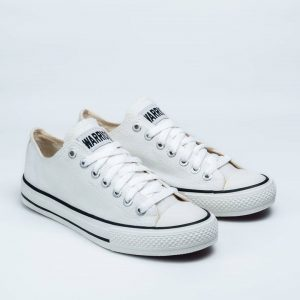 sepatu warrior sparta lc low putih white