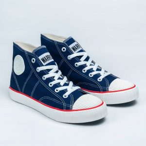 warrior classic hc high navy blue biru