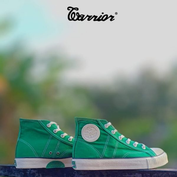 sepatu-warrior-hijau