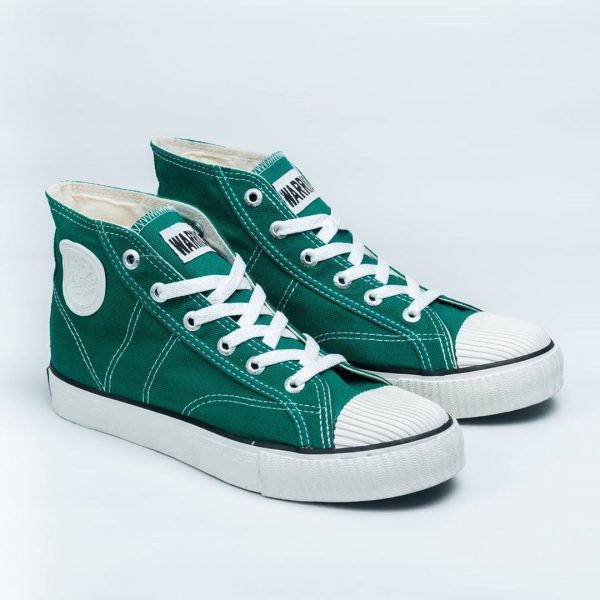 warrior classic hc high hijau green