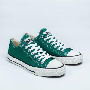 sepatu warrior sparta lc low green hijau ijo