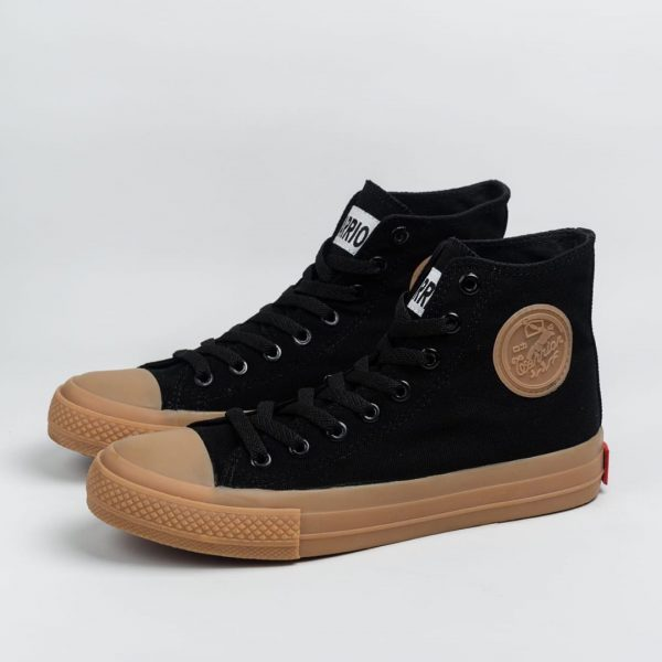 WARRIOR-NEO-SPARTA-High hc Hitam-black-GUM-1